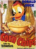 Chip und Chap im Popcorn-Fieber
