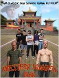 Western Kung Fu Man