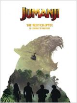 Jumanji: Willkommen im Dschungel 2