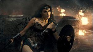 """Gal Gadot schlägt die letzte Klappe für """"Wonder Woman"""""""