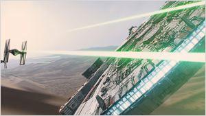 """Auf den Millennium Falken geklettert: Neue Bilder vom """"Star Wars 8""""-Set"""