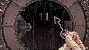 "Joe Hills ""Locke and Key"": ""Doctor Strange""-Regisseur Scott Derrickson adaptiert Comicreihe des Stephen King-Sprößlings"