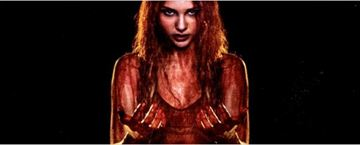 """Carrie"": Cooles animiertes Poster zum blutigen Horror-Remake mit ""Hit Girl"" Chloë Moretz"