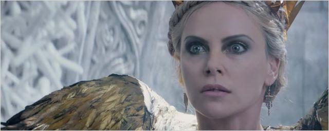 """""""The Huntsman & The Ice Queen"""": Neuer Trailer mit Chris Hemsworth, Charlize Theron, Emily Blunt und Jessica Chastain"""