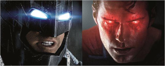 """Furchterregend grimmig: Seht die nicht verwendeten Poster zu """"Batman V Superman"""""""
