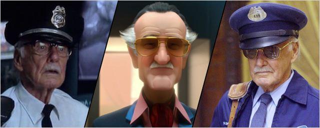 Rangliste: Alle Marvel-Cameos von Stan Lee!