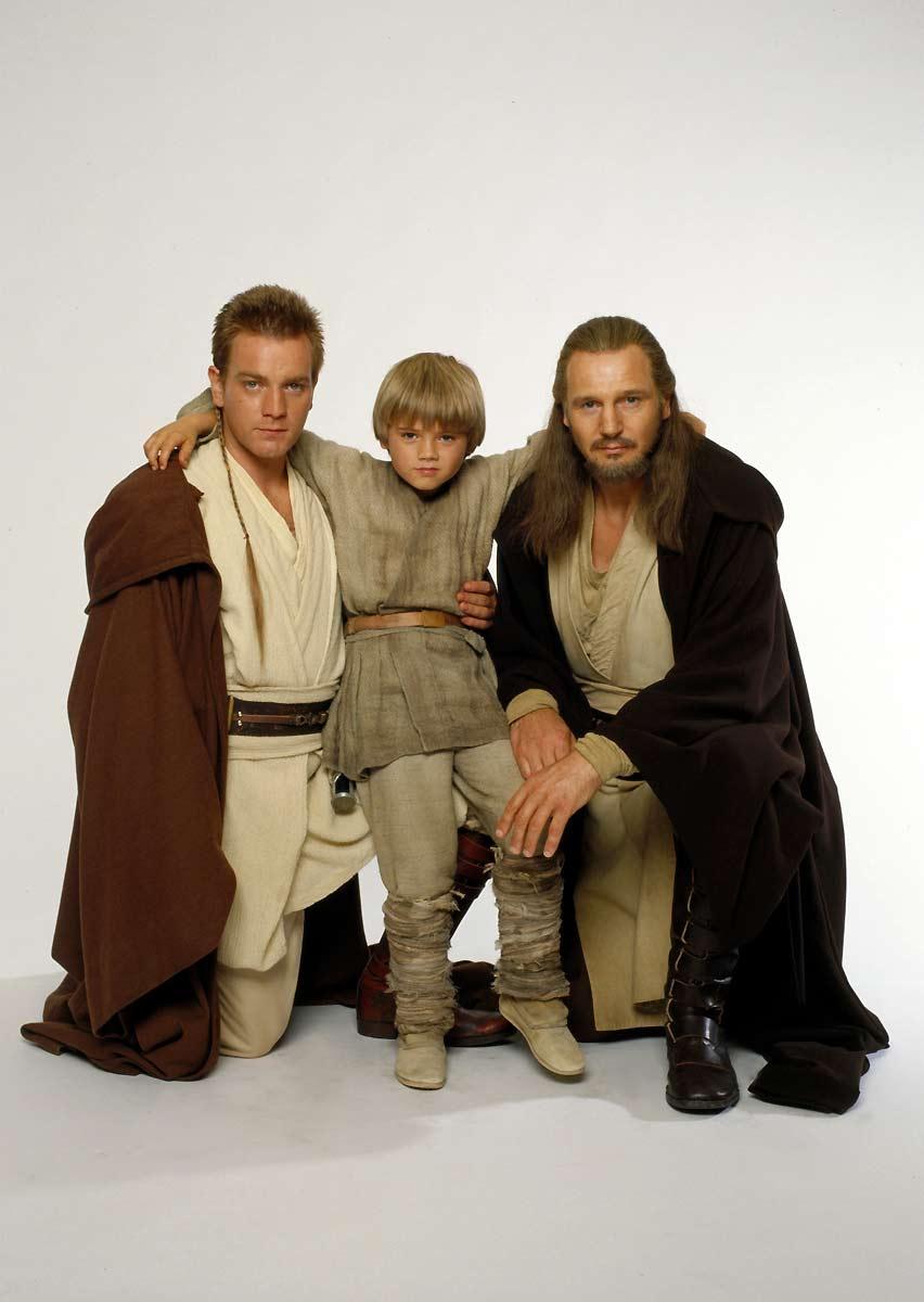 Star Wars Episode 2 Besetzung