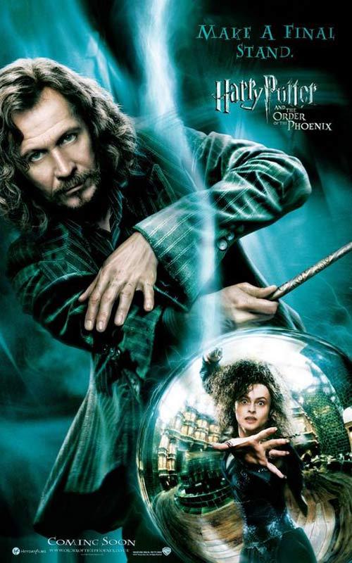 Harry Potter Und Der Orden Des Phönix Trailer