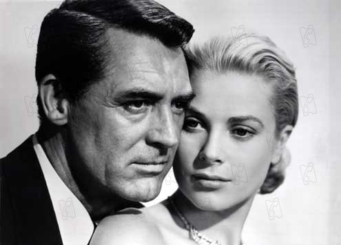 bild zu cary grant ber den d chern von nizza bild cary grant grace kelly. Black Bedroom Furniture Sets. Home Design Ideas