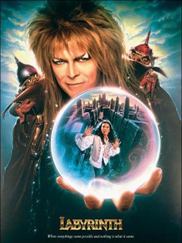 Die Reise ins Labyrinth - Film 1986 - FILMSTARTS.de Labyrinth 1986