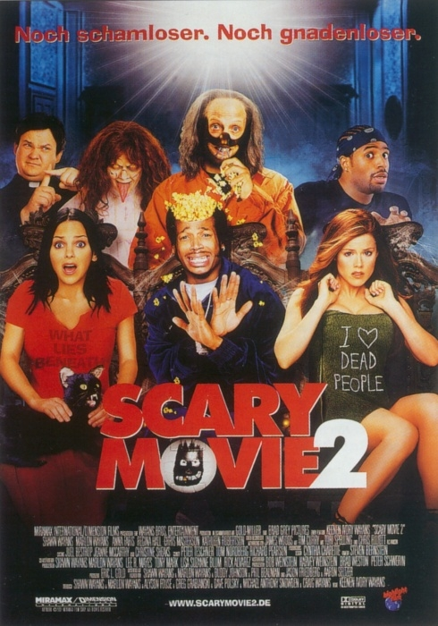 Scary Movie 2 Schauspieler