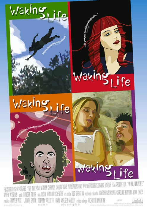 Watch Waking Life (2001) Full Movie Online Streaming