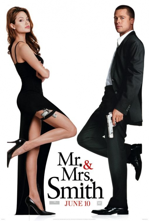 Mrs Und Mr Smith
