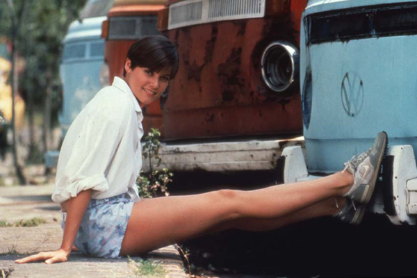 Carey Lowell in james bond
