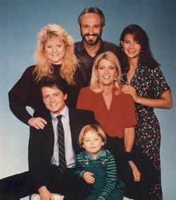 Familienbande Serie