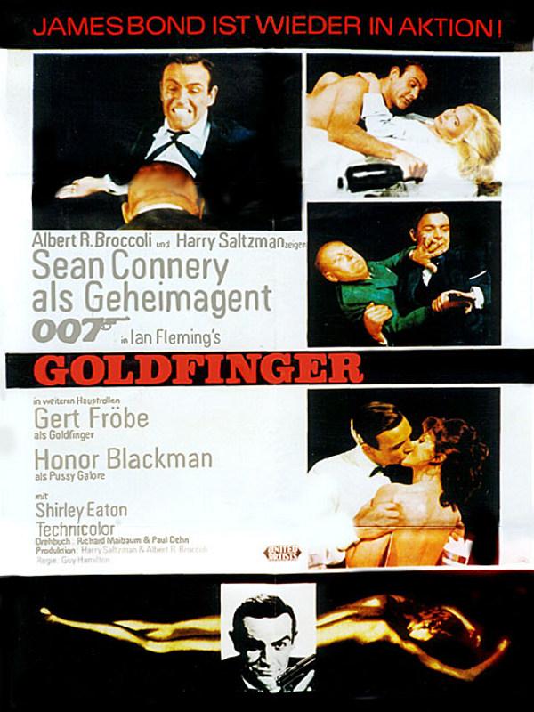 Goldfinger Besetzung