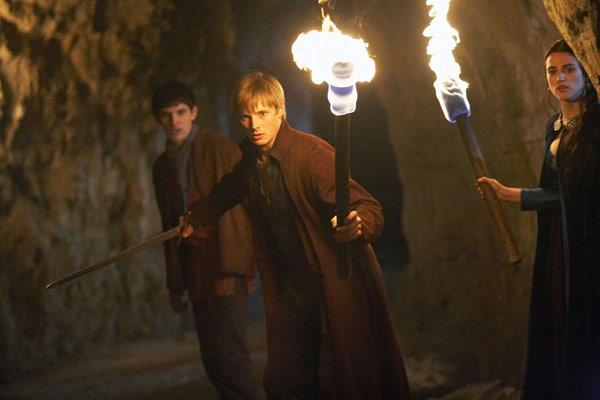 Merlin – Die Neuen Abenteuer Besetzung