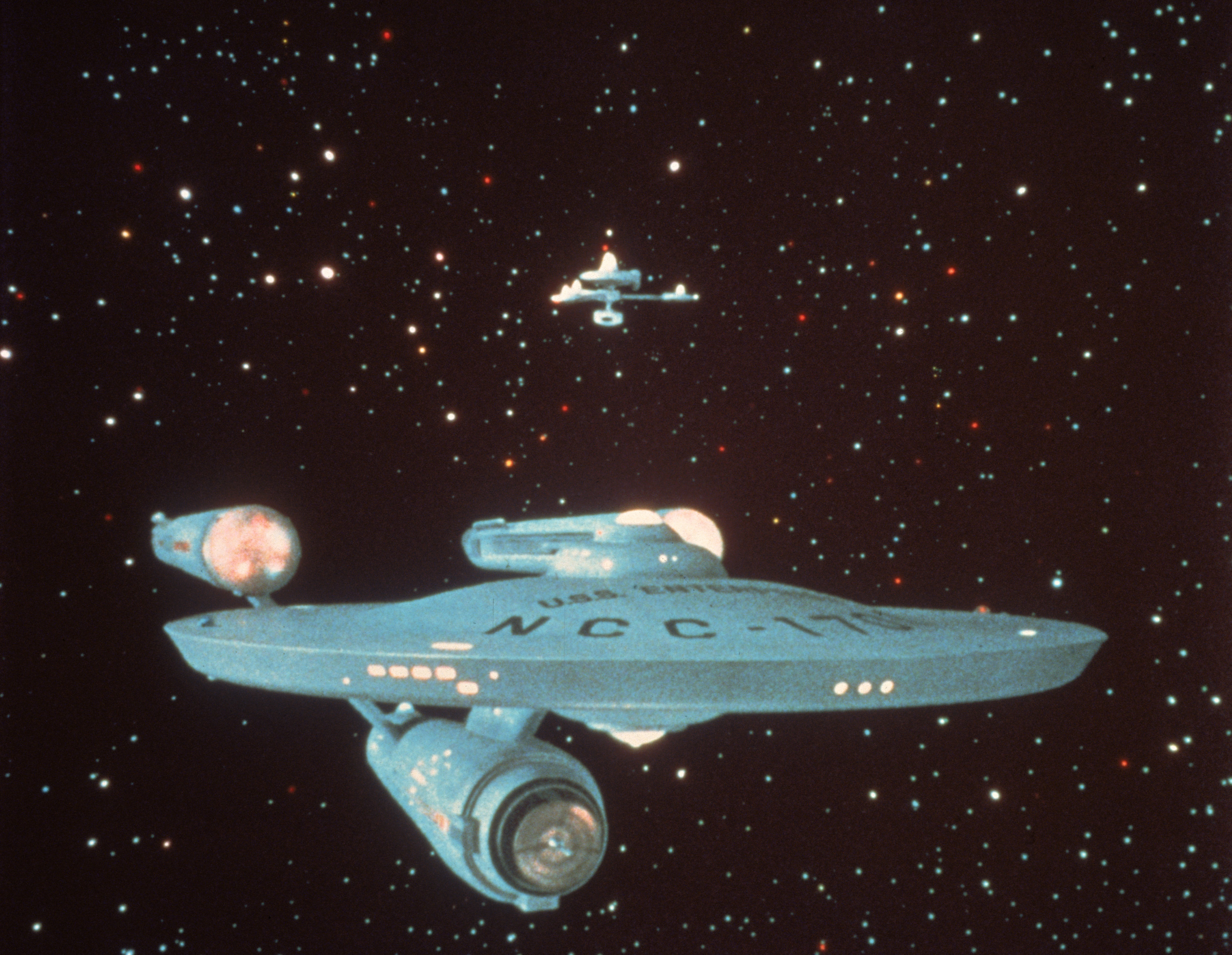Raumschiff Enterprise: Raumschiff Enterprise : Bild
