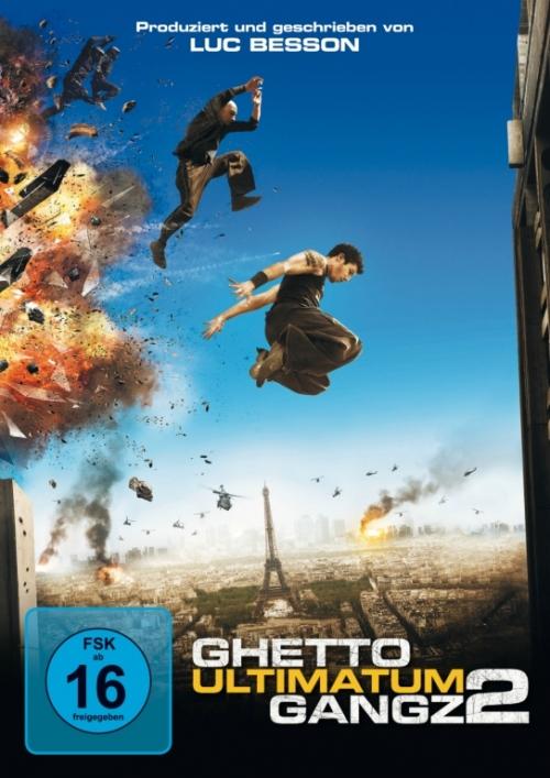 Ghetto Gangz
