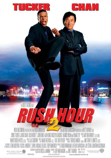 Rush Hour 2 Besetzung
