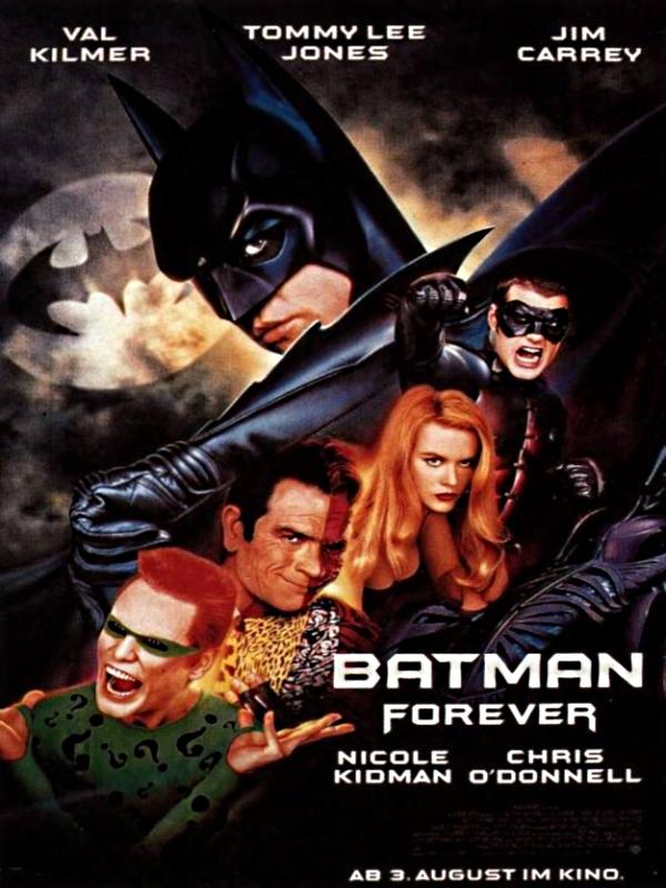 Schauspieler Batman