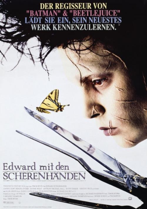 Edward Mit Den Scherenhänden Film