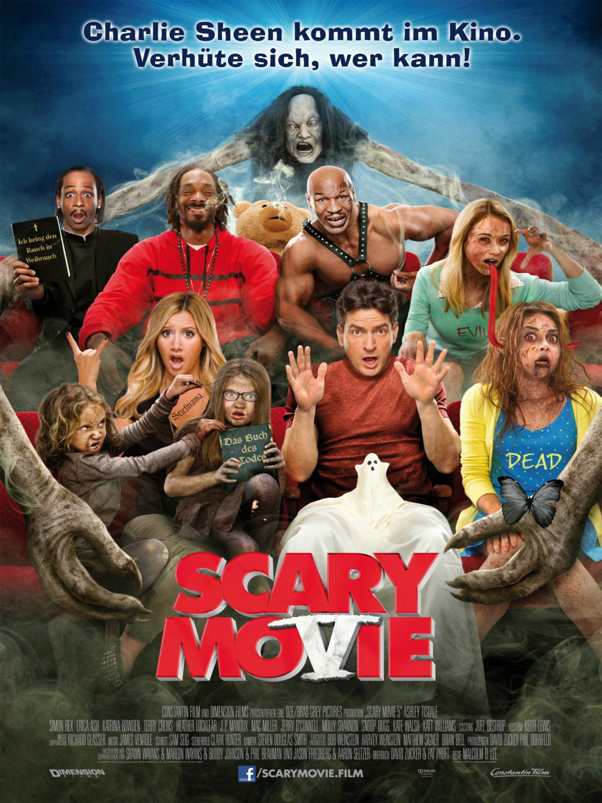 Scary Movie 2 Deutsch
