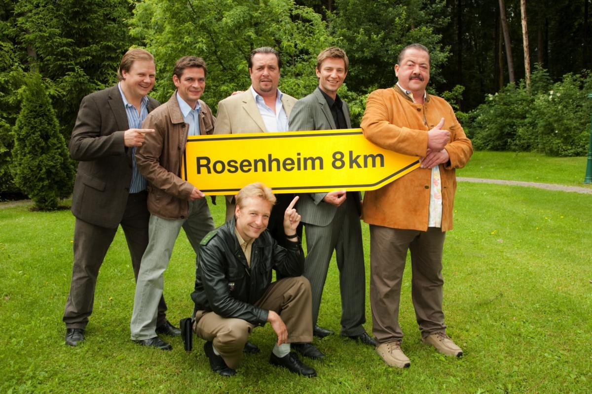 Die Rosenheim-Cops Schauspieler