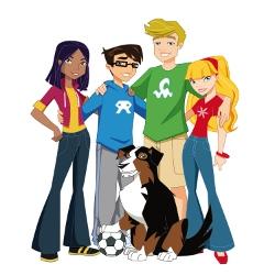 Fünf Freunde Zeichentrick