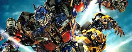 Transformers Kino