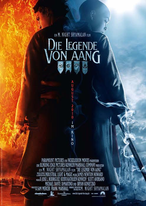 Die Legende Von Aang Film 2010 Filmstarts De