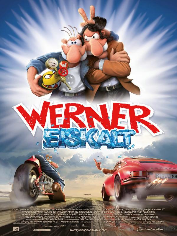 Werner – Eiskalt!