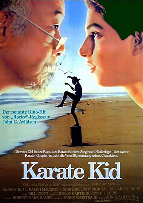 Karate Kid - Film 1984 - FILMSTARTS de