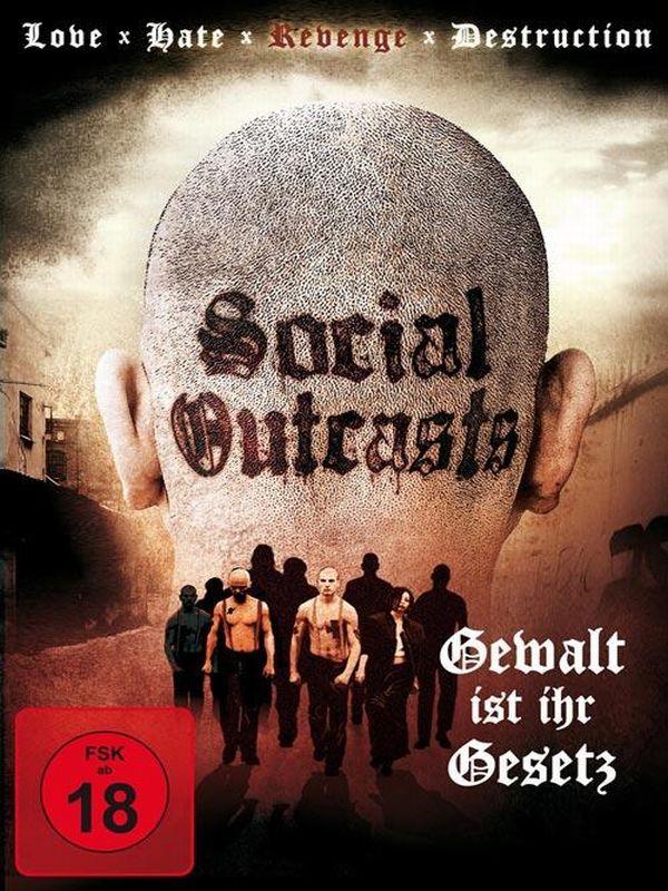 Social Outcasts Gewalt Ist Ihr Gesetz 1998