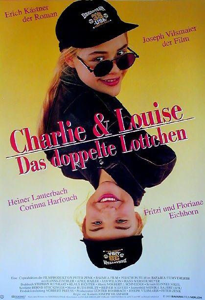 Das Doppelte Lottchen Charlie Und Louise