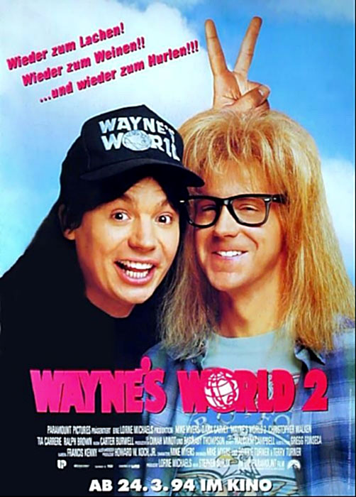 Wayne'S World 2 Besetzung