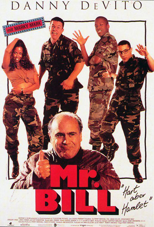 Mr. Bill Ganzer Film Deutsch