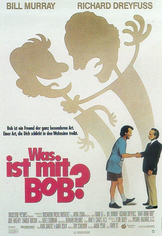 Was ist mit Bob? - Film 1991 - FILMSTARTS.de