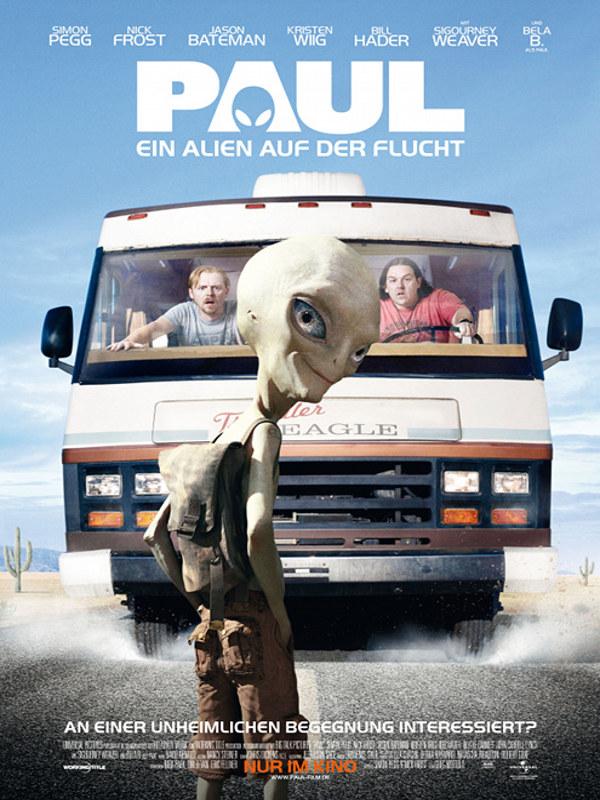 Paul Alien Auf Der Flucht