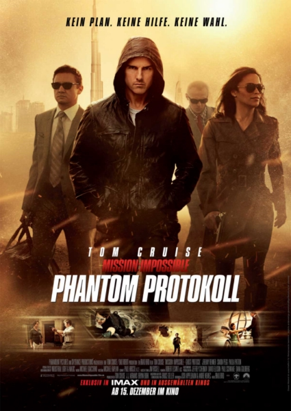 mission impossible 5 besetzung