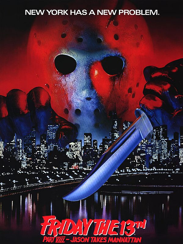 Freitag Der 13 Todesfalle Manhattan