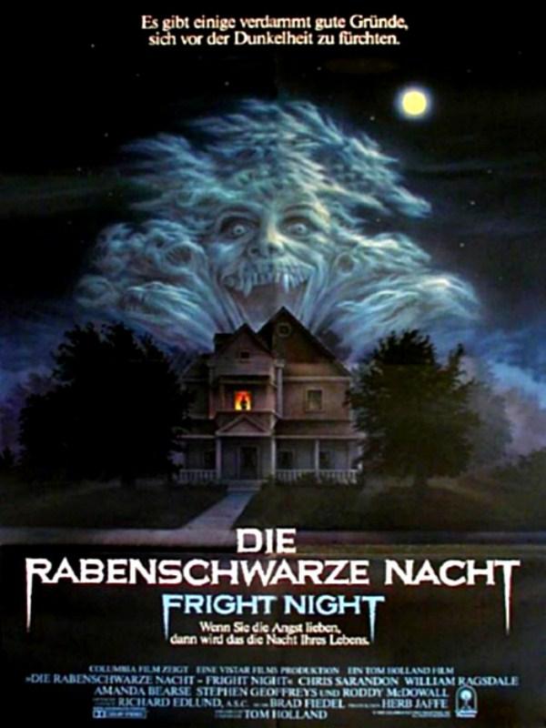 die rabenschwarze nacht fright night film 1985