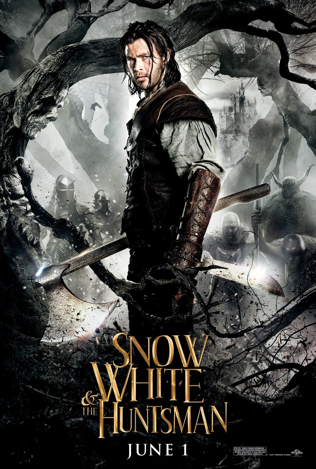 Snow White And The Huntsman Besetzung