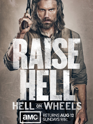 Hell On Wheels Besetzung