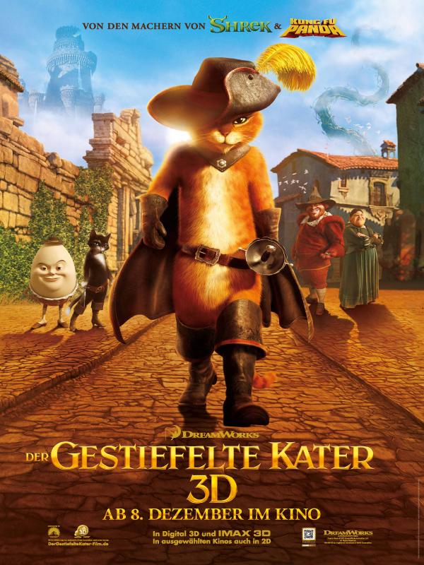 Der Gestiefelte Kater Film Deutsch