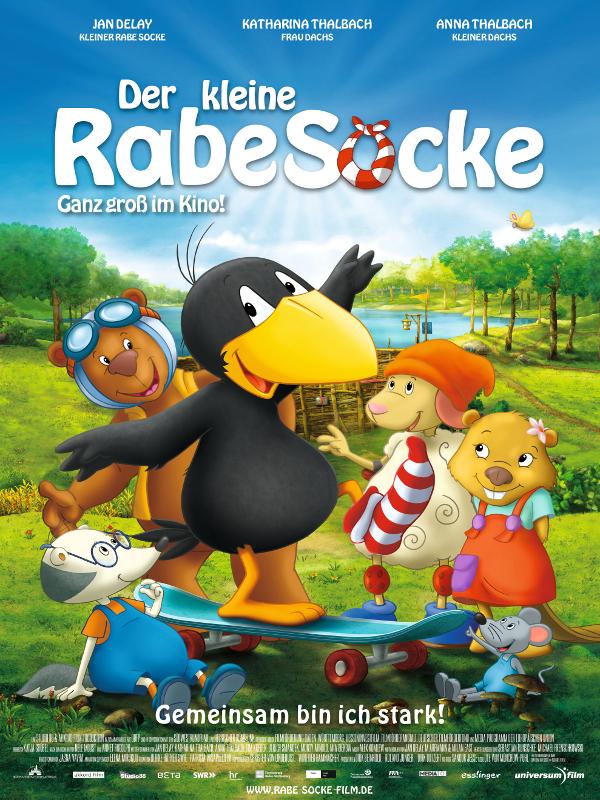 Kleine Rabe Socke Kino