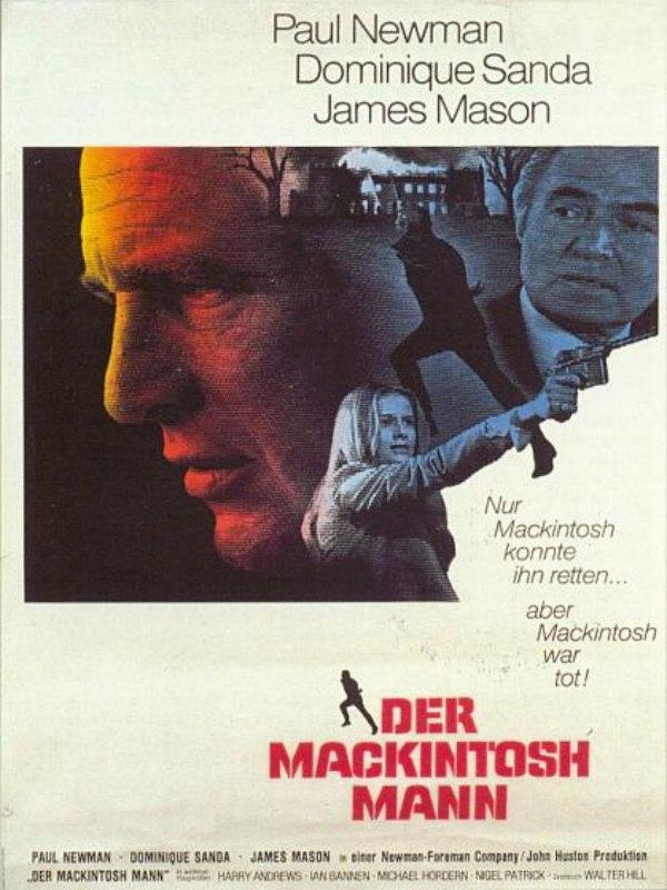 Der Mackintosh-Mann