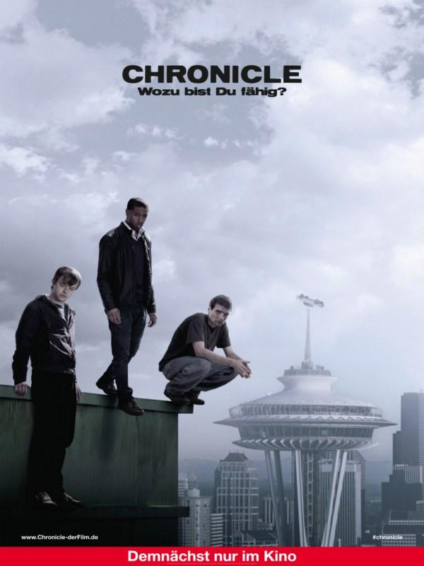 Chronicle - Wozu Bist Du Fähig Stream