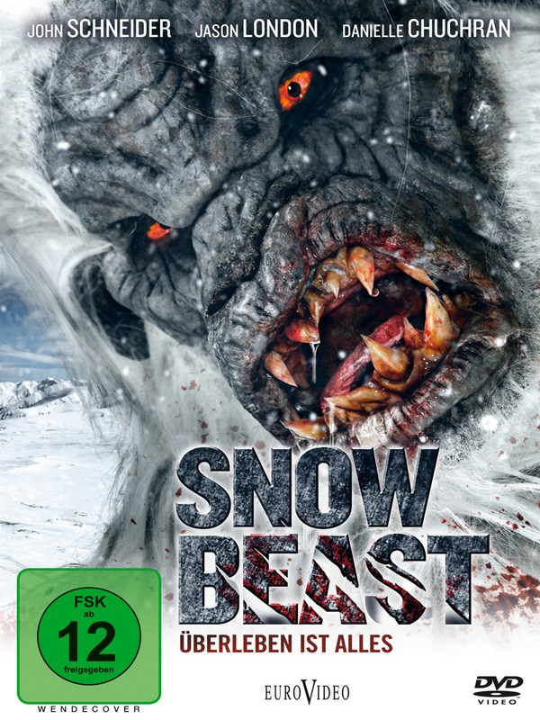 snow beast berleben ist alles film 2011. Black Bedroom Furniture Sets. Home Design Ideas