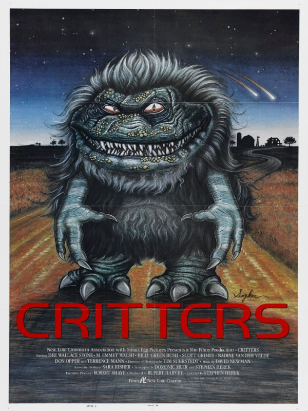 Critters – Sie Sind Da! Besetzung